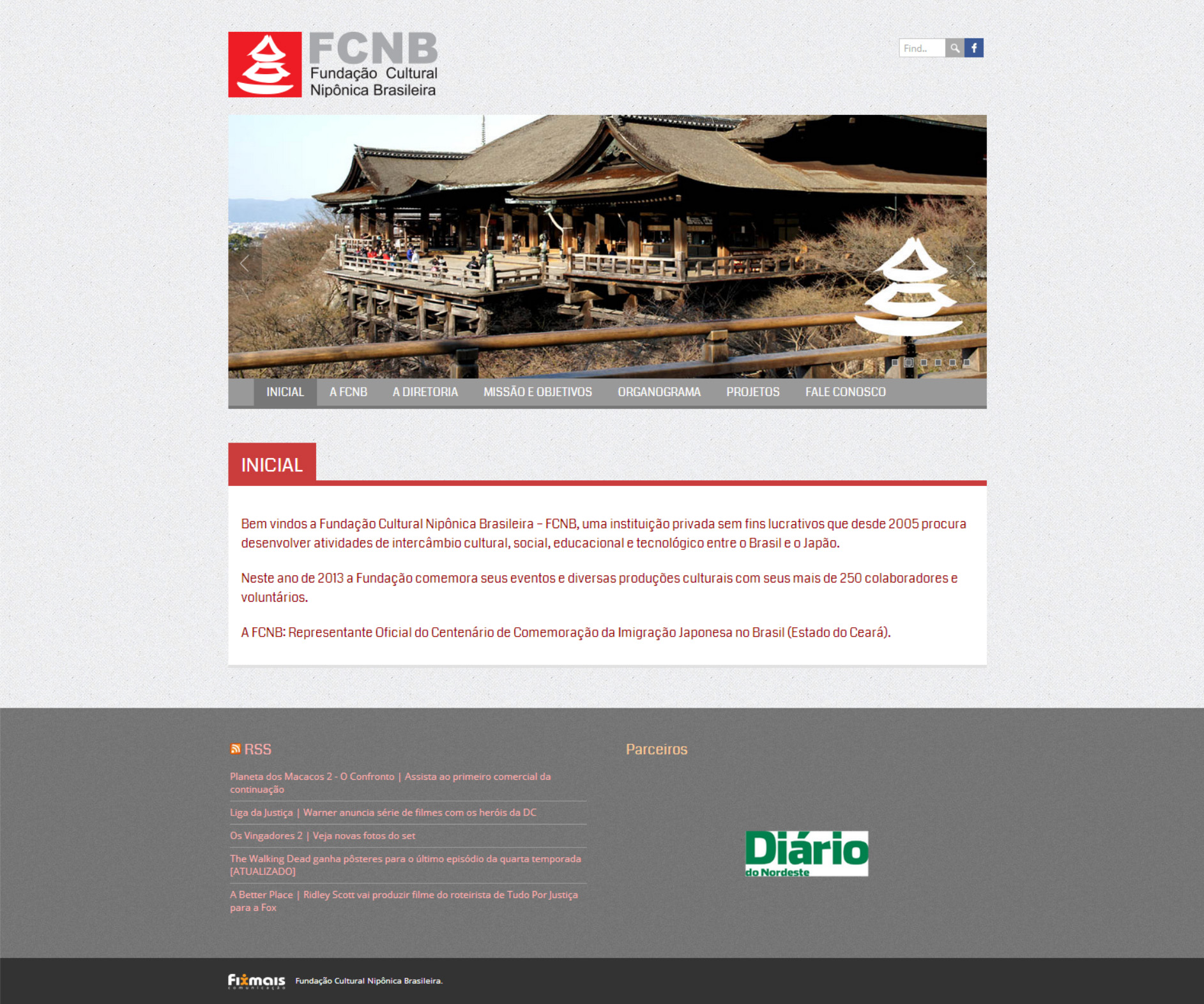 Fundação Cultural Nipônica Brasileira – FCNB