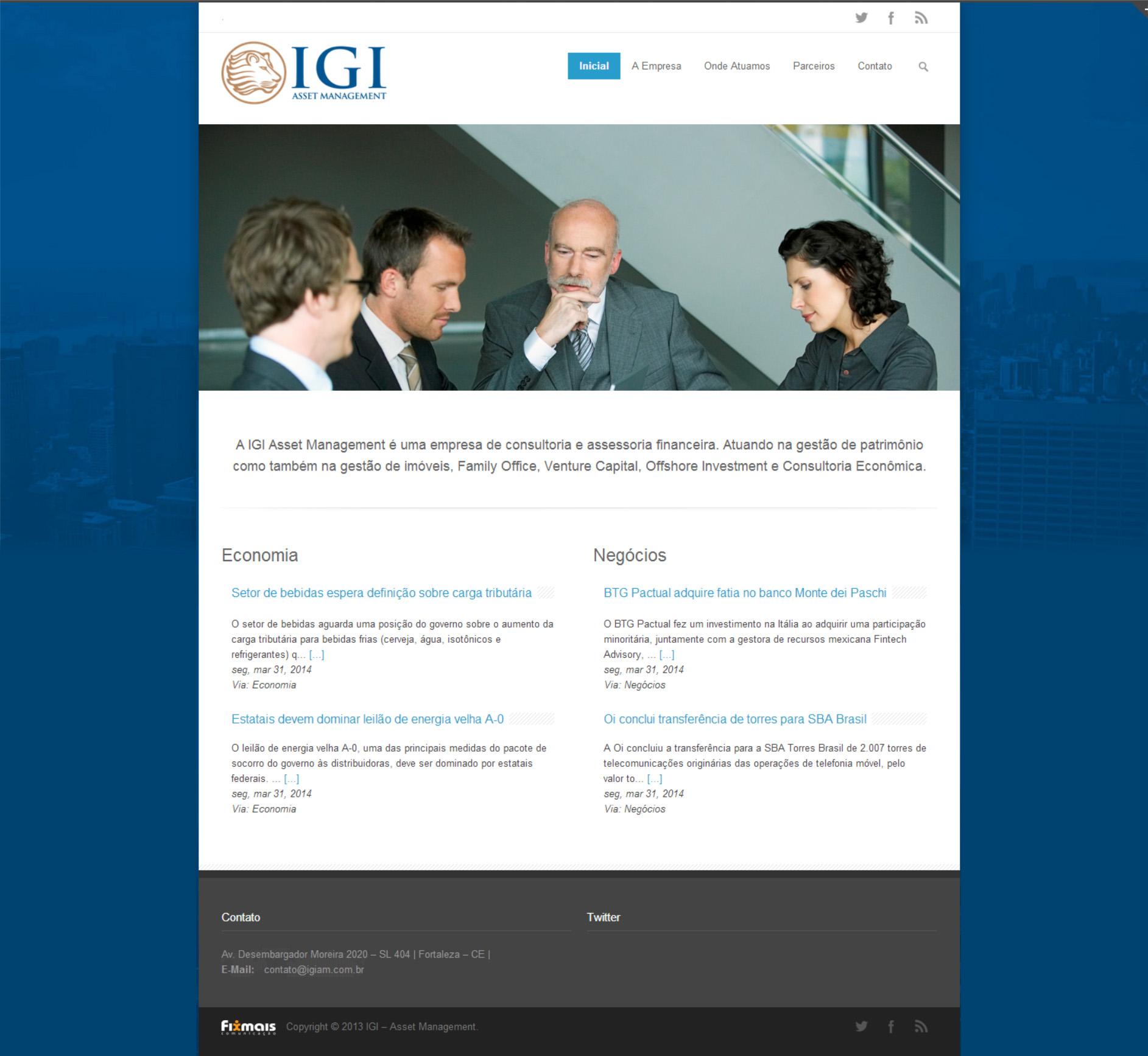IGI – Asset Management