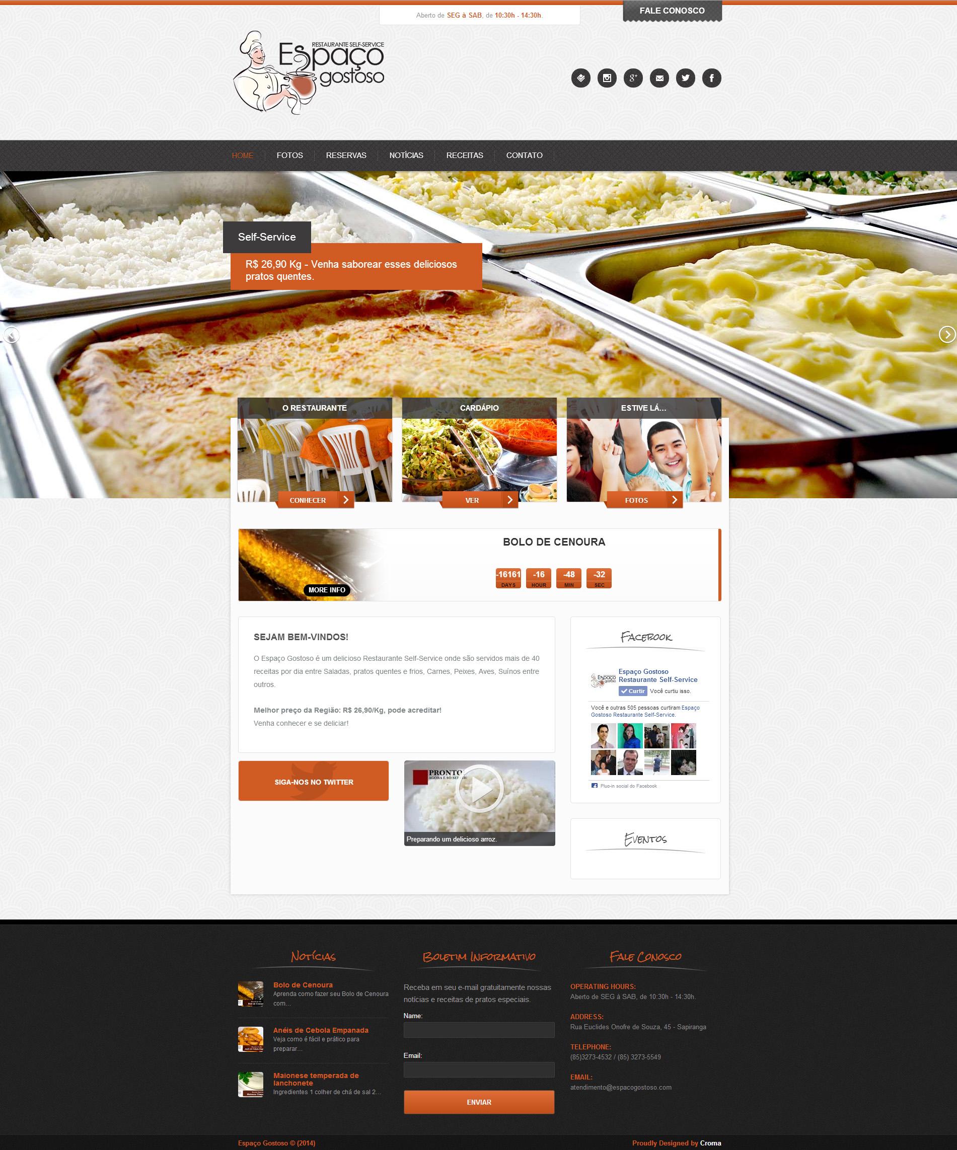 Espaço Gostoso – Restaurante Self-service