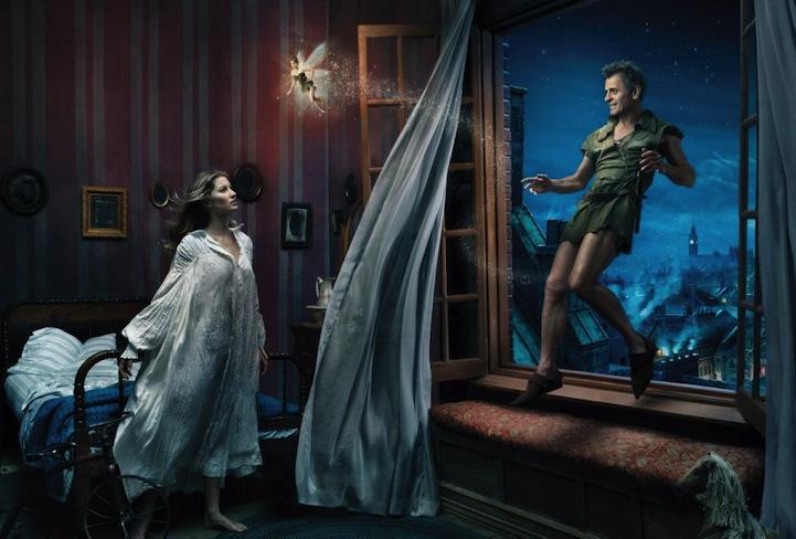 Mikhail-Baryshnikov-Gisele-Bundchen-and-Tina-Fey-from-Peter-Pan