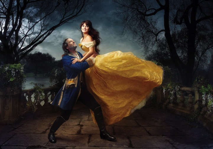 Penelope-Cruz-and-Jeff-Bridges-as-Beauty-and-the-Beast