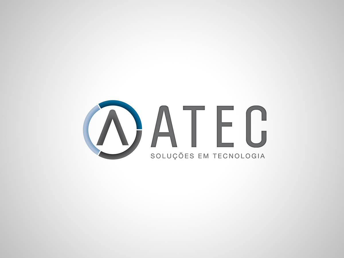 Logotipo Atec